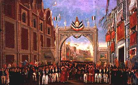Consumación De La Independencia De México Historia De México