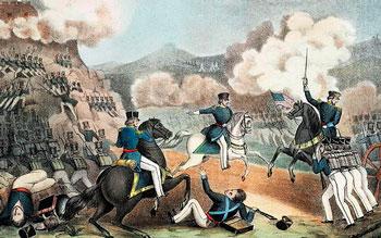 la batalla de monterrey