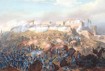 batalla de chapultepec