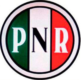 partido nacional revolucionario pnr