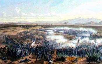 la batalla de padierna