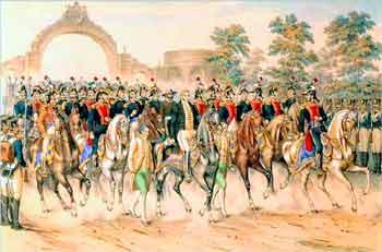 el ejército trigarante